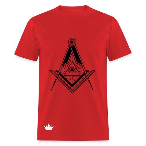 The Lookout - Men's T-Shirt
