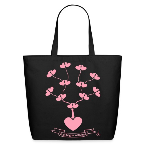 Genealogy - Eco-Friendly Cotton Tote