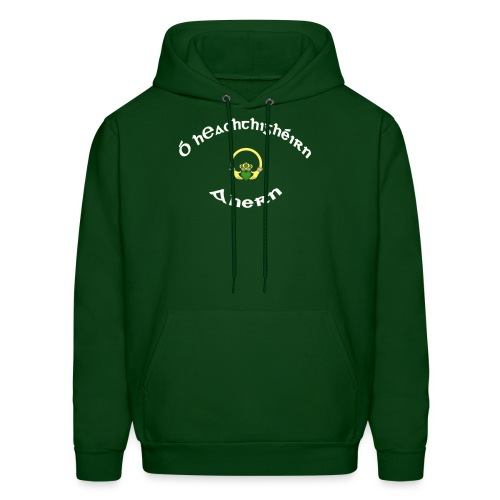 Ahern Family Claddagh Sweat for Men - Men's Hoodie