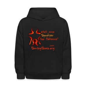 What's Even Spookier Than Halloween?  - Kids' Hoodie
