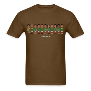 Men T-Shirt - Mexico Futbol - Men's T-Shirt