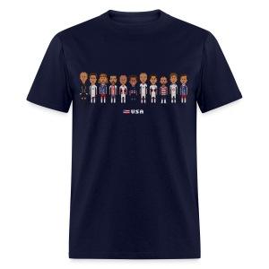 Men T-Shirt - USA Soccer - Men's T-Shirt