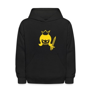 greedy princess, kid - Kids' Hoodie