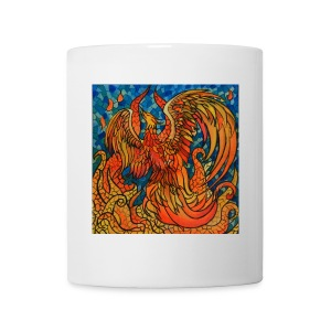 Phoenix Rise Above Mug  - Coffee/Tea Mug