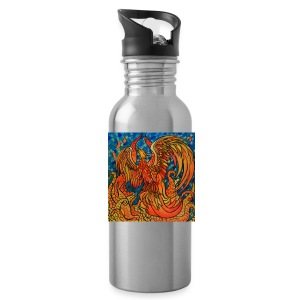 Rise Above Phoenix Water Bottle - Water Bottle