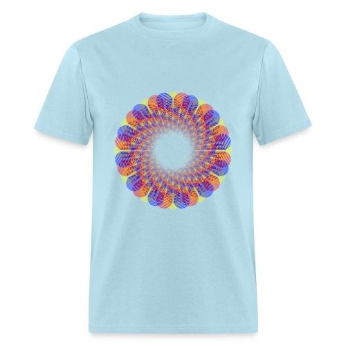 Spiral Circle Thingy - Men's T-Shirt