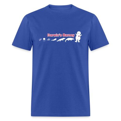 Darwin's Barney - Men's T-Shirt