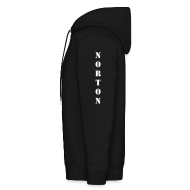 Hoodies ~ Men's Hoodie ~ Custom Order - NORTON - I AM AN OILFIELDFUCKUPS