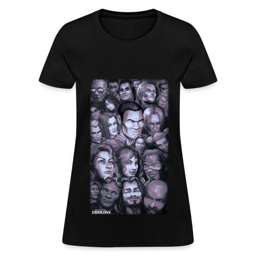 Eidolons Poster Tee - Women's T-Shirt