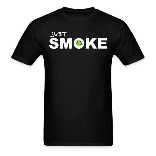 Just smoke TEE - Men's T-Shirt