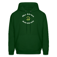 Hoodies ~ Men's Hoodie ~ Anderson Family Claddagh Sweat for Men