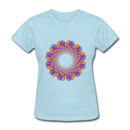 Spiral Circle Thingy - Women's T-Shirt