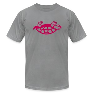 dead turtle - Men's Fine Jersey T-Shirt