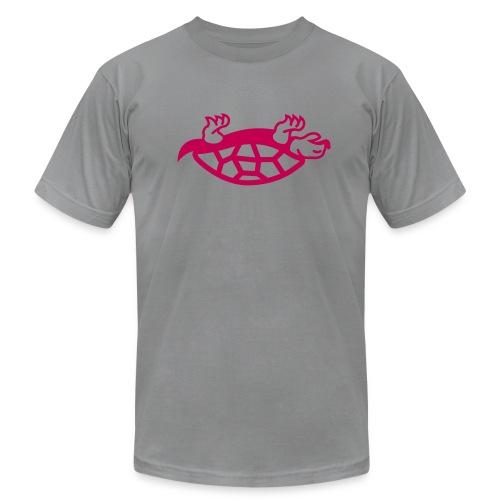 dead turtle - Men's Fine Jersey T-Shirt