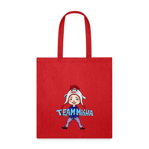 Team Misha - Tote Bag