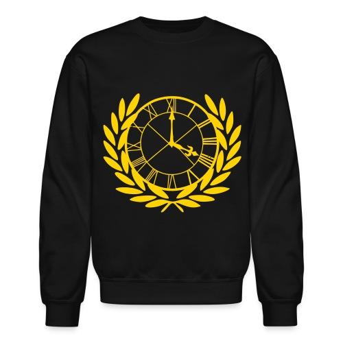 Chasing the Clock Logo Crewneck - Crewneck Sweatshirt