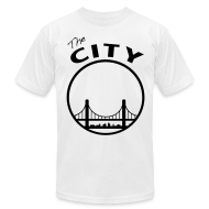 T-Shirts ~ Men's T-Shirt by American Apparel ~ The City