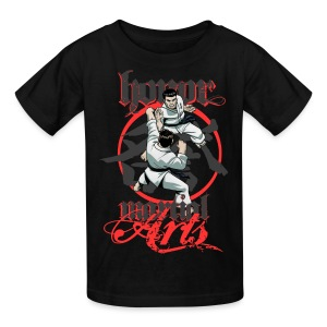 Honor Martial Arts Shotokan Karate - Kids' T-Shirt