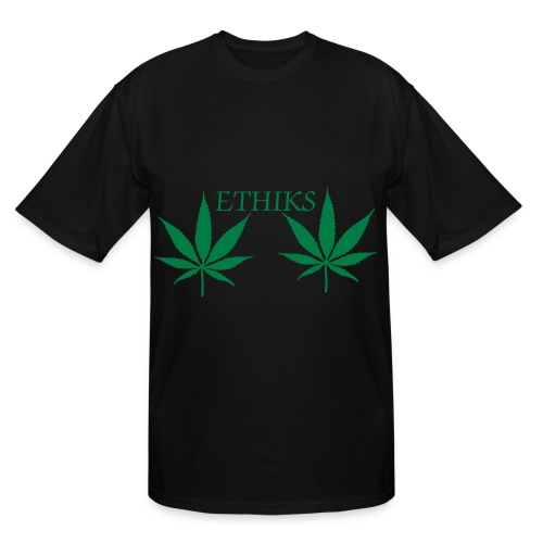 GREEN ETHIKS - Men's Tall T-Shirt