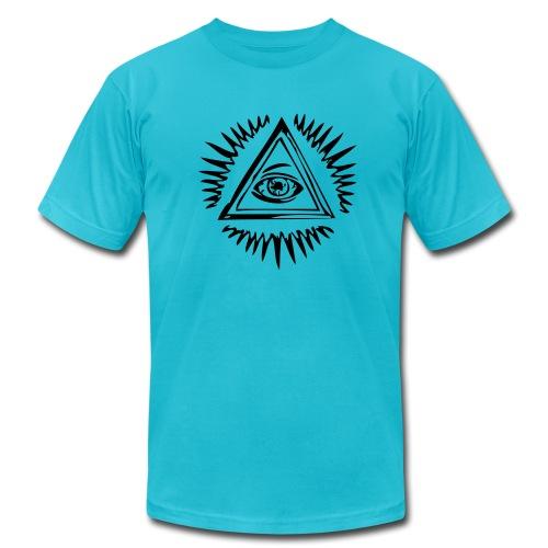 Illuminati - Men's Fine Jersey T-Shirt