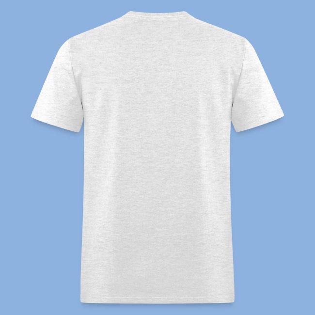 OCNA Logo Gray Men's Lightweight T-Shirt