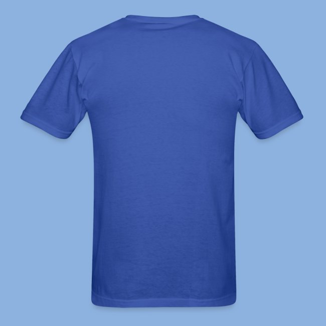 OCNA Logo Navy Men's Lightweight T-Shirt