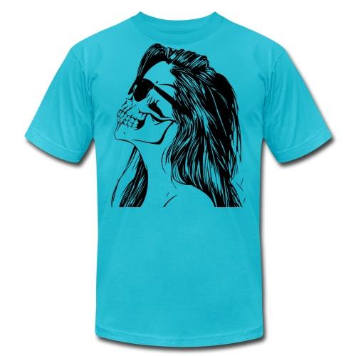 Zomie girl - Men's Fine Jersey T-Shirt