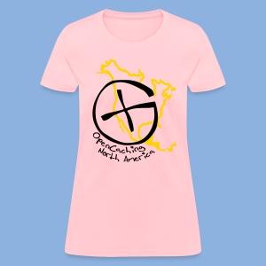 OCNA Logo Pink Women's T-Shirt - Women's T-Shirt