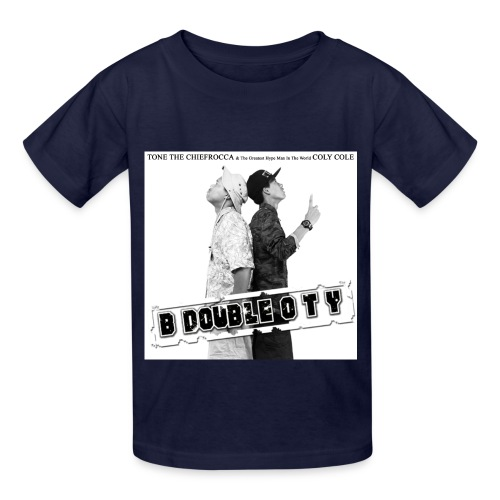 Children - B. Double O. T. Y. Single - Kids' T-Shirt