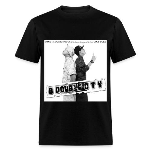 Adult - B. Double O. T. Y. Single  - Men's T-Shirt