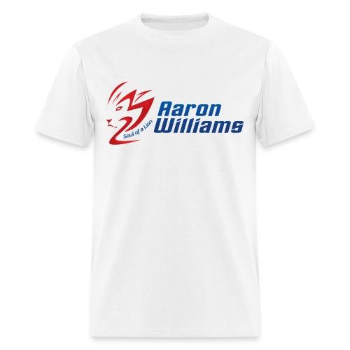 Offical Aaron Williams Logo - Men's T-Shirt