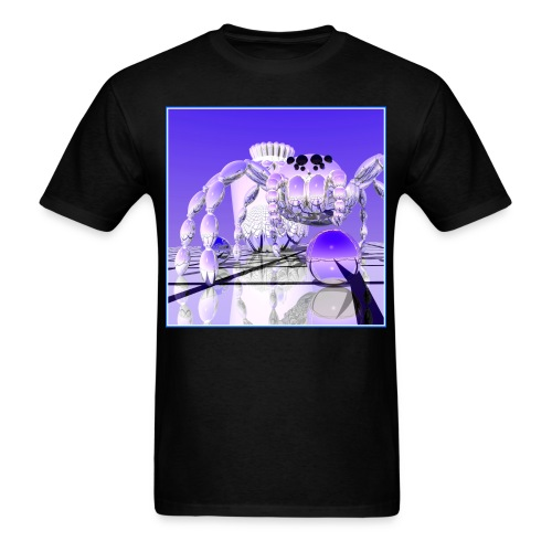Silver Spider 1 - Men's T-Shirt