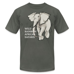 Elephant Tee - Men's Fine Jersey T-Shirt