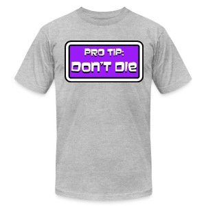 *NEW* Pro Tip - Men's T-Shirt by American Apparel