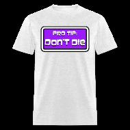 T-Shirts ~ Men's T-Shirt ~ Budget Pro Tip