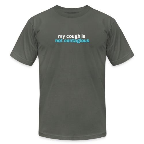 Not Contagious (dudes) - Men's Fine Jersey T-Shirt