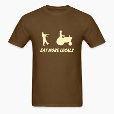 Eat More Locals T-Shirts