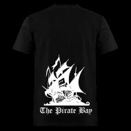 T-Shirts ~ Men's T-Shirt ~ Pirate Bay