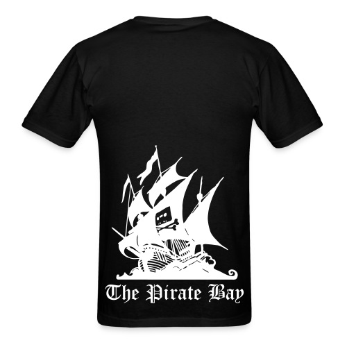 Pirate Bay - Men's T-Shirt