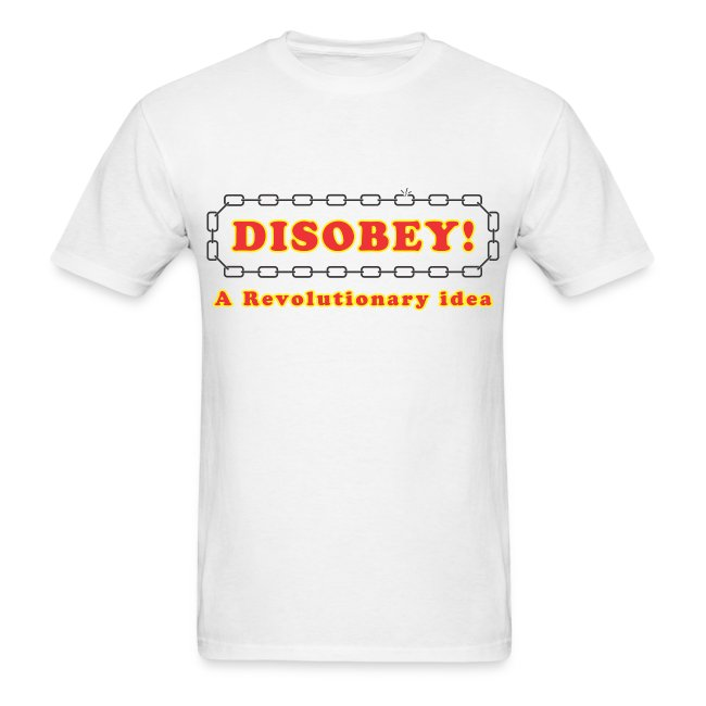 Disobey revolutionary
