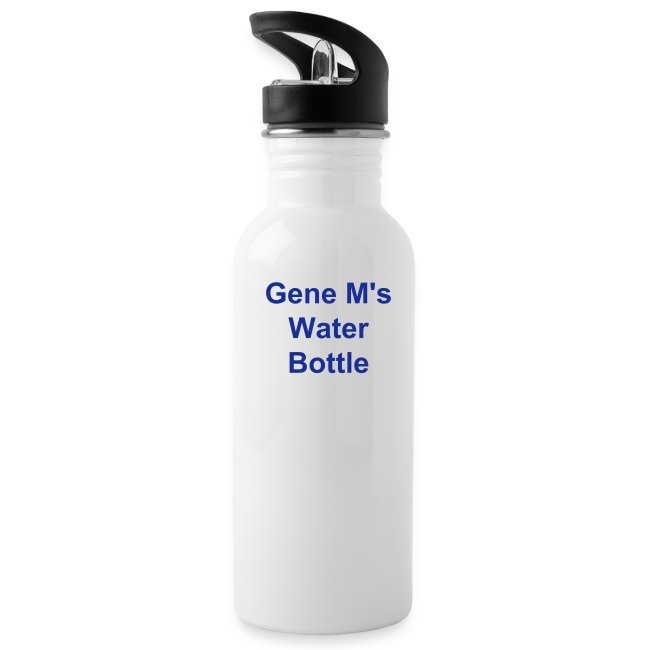 Personalize a Water Bottle!