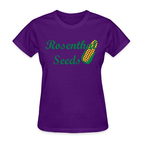 Rosenthal Seeds  - Women's T-Shirt