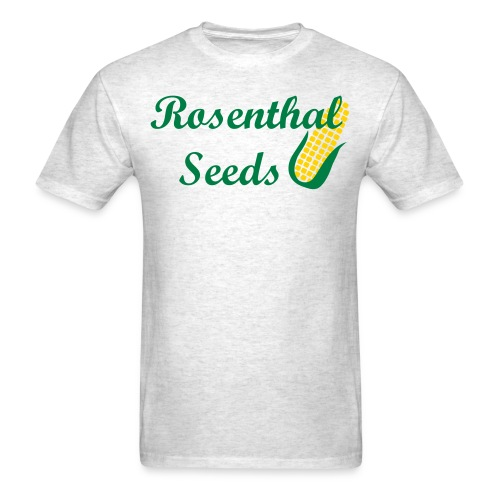 Rosenthal Seeds  - Men's T-Shirt