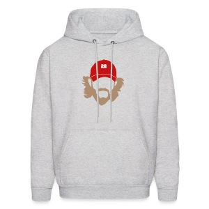 Beard - Men's Hooded Sweatshirt - Men's Hoodie