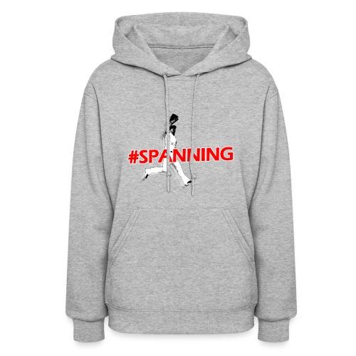 #SPANNING - Women's Hooded Sweatshirt - Women's Hoodie