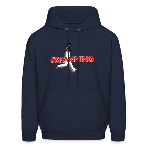 #SPANNING - Men's Hooded Sweatshirt - Men's Hoodie