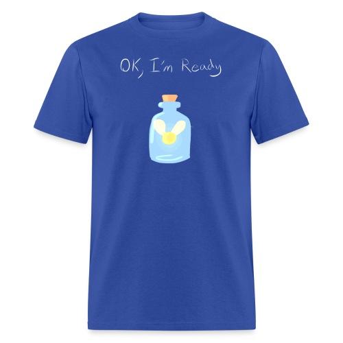 Men's I'm ready shirt - Men's T-Shirt