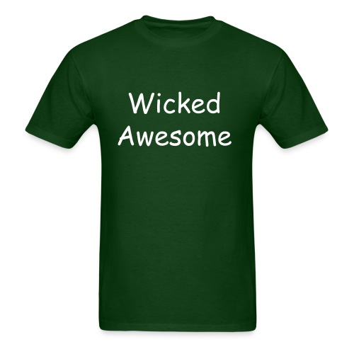 Wicked - Men's T-Shirt