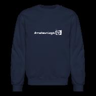 Long Sleeve Shirts ~ Crewneck Sweatshirt ~ AmateurLogic Sweatshirt