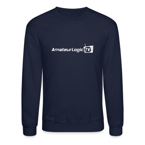 AmateurLogic Sweatshirt - Crewneck Sweatshirt